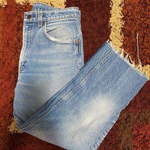 Perfect vintage Levi's 505 jeans